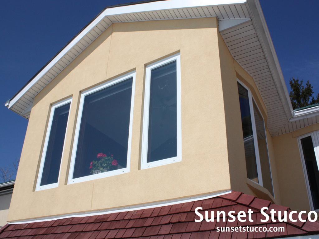 Photo Sunset Stucco 2