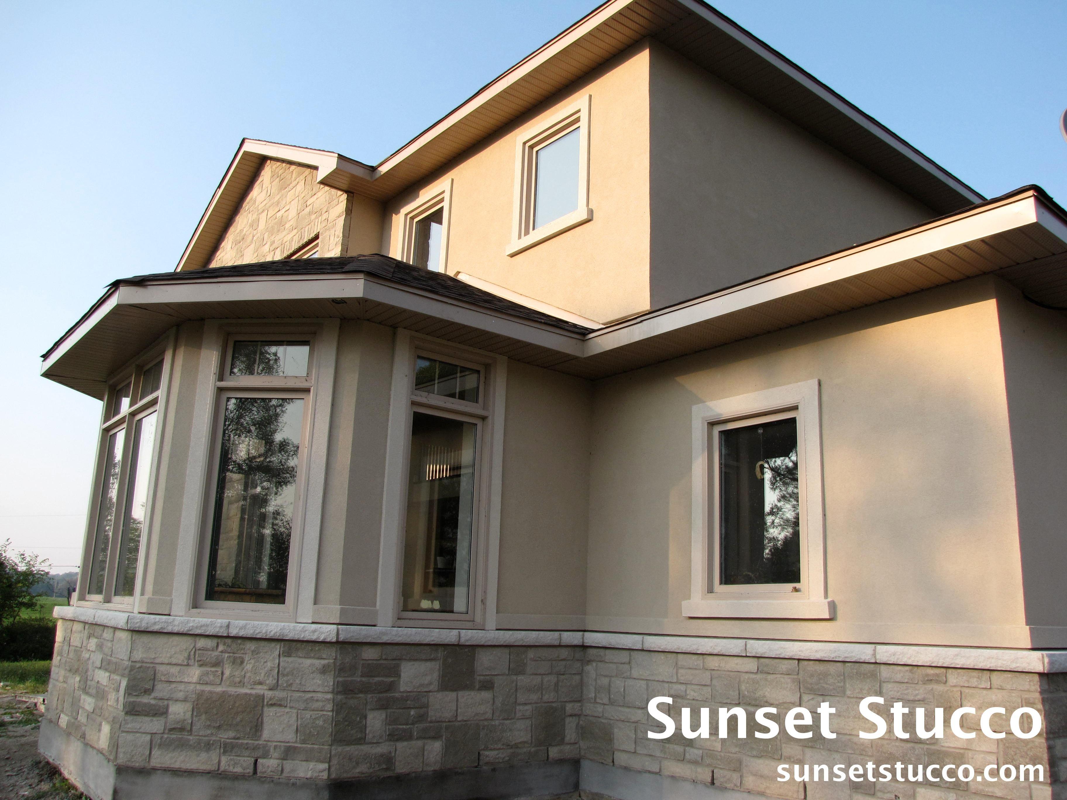 Photo Sunset Stucco 4